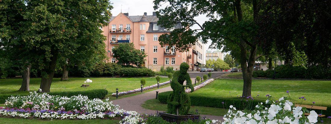Sjögatan  Prästgatan